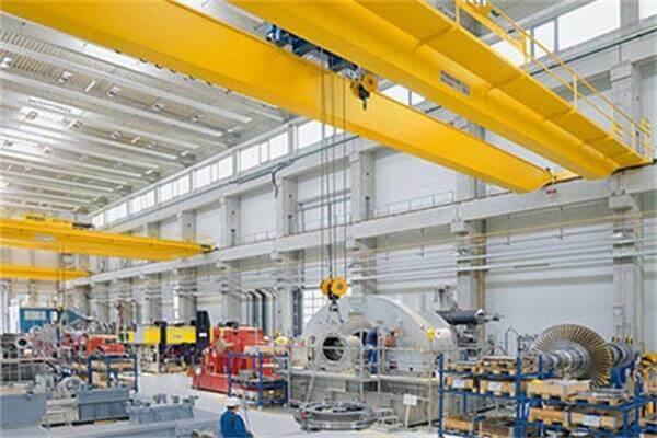 Electric Hoist Overhead Crane|Shenghua Heavy Crane Group China