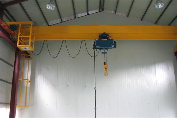 Electric Hoist Overhead Crane|Shenghua Heavy Crane Group